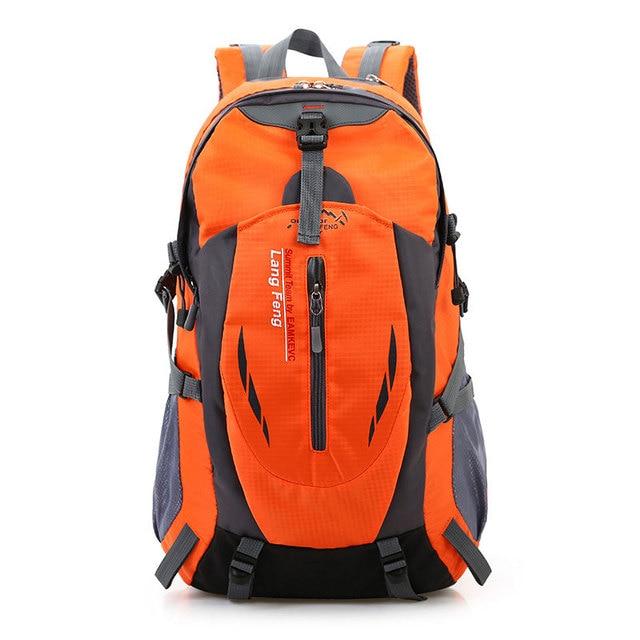 20a46704093 2018 Sports Leisure Travel Outdoor Backpack Shoulder Bag Men Waterproof  Bulk Travel Mountaineering Bags Women Tide Package