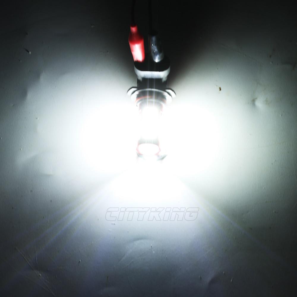 1PCS HB4 HB3 9005 9006 LED 106smd led 4014 30w LED Running Fog Light - Ավտոմեքենայի լույսեր - Լուսանկար 4