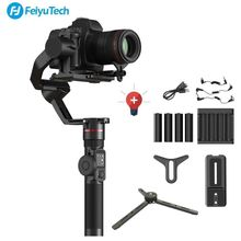 FeiyuTech Feiyu AK2000 3-Axis Handheld Camera Stabilizer Gimbal for Sony Canon 5D 6D Mark Panasonic GH5 Nikon D850 2.8kg Payloa fy feiyutech a2000 3 axis handheld gimbal