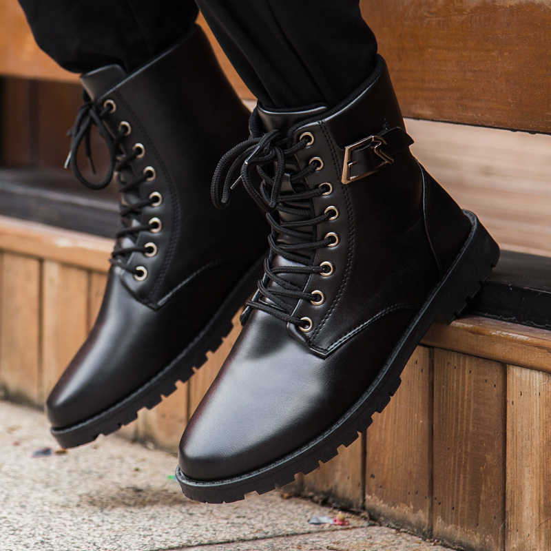 Winter boots for men fashion