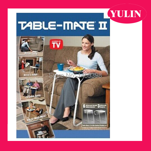 Bold 5 In 1 Multi Functional Foldable Table Mate II Travel Bed Mate