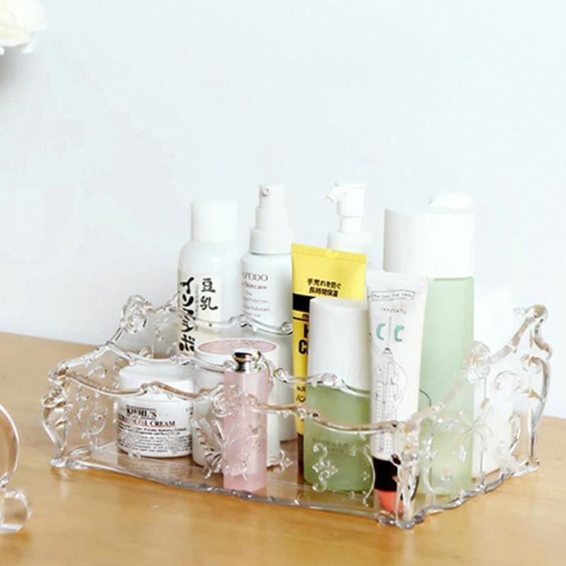 High Quality Dressing Table Transparent Cosmeticss