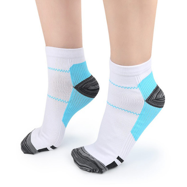 anti-varicose veins compression socks Foot Plantar Fasciitis spurs stockings anti odor achilles tendon sweat absorbent hosiery