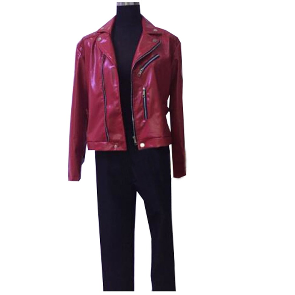 2018 Fate unlimited codes Emiya Shirou costume cosplay Leather clothing