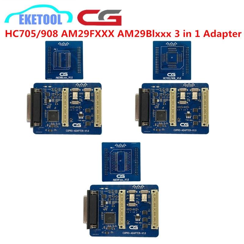 HC705/908 AM29FXXX AM29Blxxx 3 in 1 Adapter Works CGDI CG PRO 9S12 Programmer Integrated Adapter Anti-Theft EIS LockHC705/908 AM29FXXX AM29Blxxx 3 in 1 Adapter Works CGDI CG PRO 9S12 Programmer Integrated Adapter Anti-Theft EIS Lock