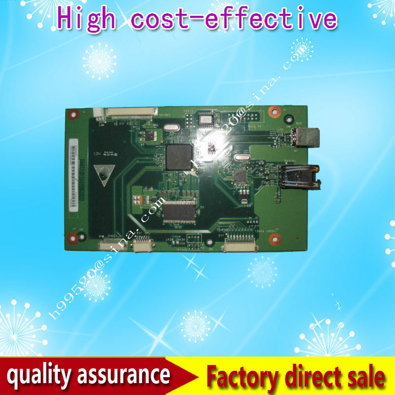 Formatter Board CC382-60001 For HP p2014 2014 P2014N P 2014N Formatter Pca Assy logic Main Board MainBoard mother board new formatter pca assy formatter board logic main board mainboard mother board for hp cp1210 cp1215 1210 1215 cb505 60001