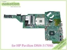 681853-001 for HP Pavilion DM4 DM4-3170SE motherboard HD4000 DDR3