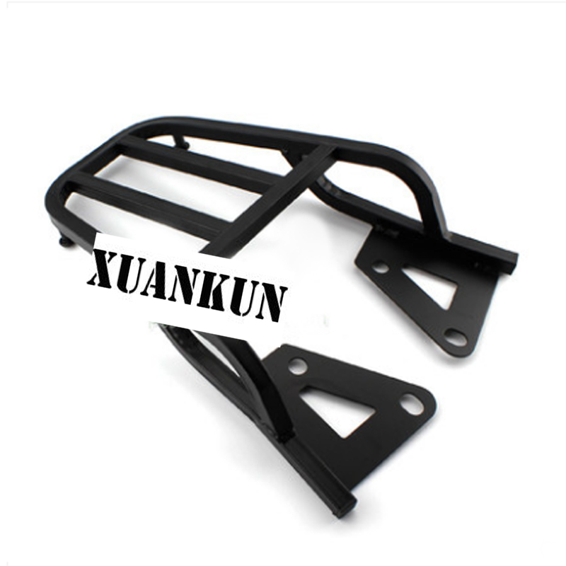 XUANKUN Motorcycle Rear Shelf MSX125 Motorcycle Electric Vehicle Refitted Box Tail Tail Fin xuankun motorcycle accessories lx650 left and right tail body