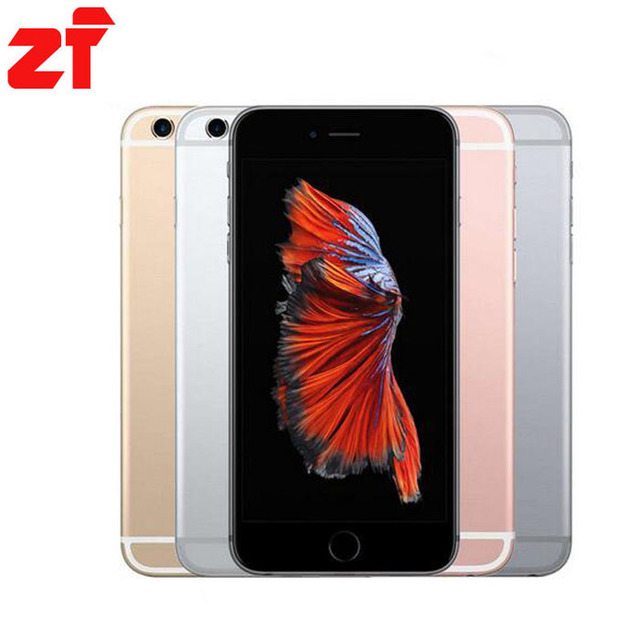 Новый Оригинальный Apple Iphone 6s мобильный телефон IOS 9 Двухъядерный 2 ГБ ОПЕРАТИВНОЙ ПАМЯТИ 16/64/128 ГБ ROM 5.5 ''. 0MP Камера LTE iphone6s