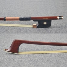 10K GOLD Top Hard Old Pernambuco MASTER Cello Bow! High Quality Ebony Frog and Top Level Natural Mongolia Horse Hair, Sweet Tone