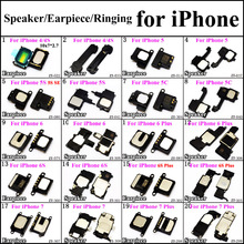 1pc 100% NEW Earpiece Speaker for iPhone 4 4s 5 5s 5c SE 6 6S Plus Ear Ear-Speaker cell phone parts replacement