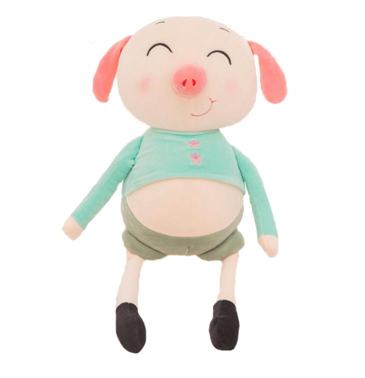 Free shipping new arrived pig stuffed toys