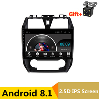 10 2.5D IPS Android 8.1 Car DVD Multimedia Player GPS for GEELY Emgrand EC7 2012 2013 2014 audio car radio stereo navigation
