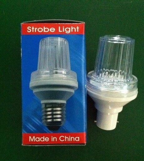 Led Strobe Light Flash Bulb For