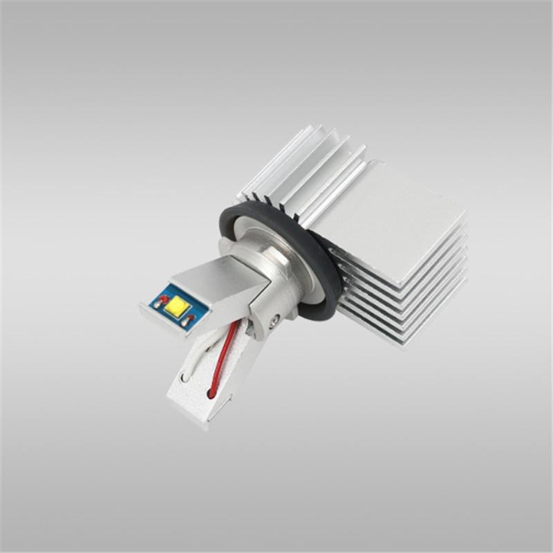 ФОТО Automotive light 12V/24V auto parts super bright OEM/ODM CREE 20W HID bulbs Angeleyes LED marker E92 P-series conversion kit