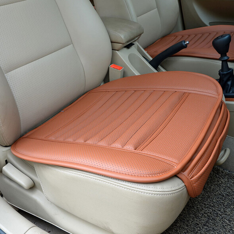 car seat cover case charcoal orange