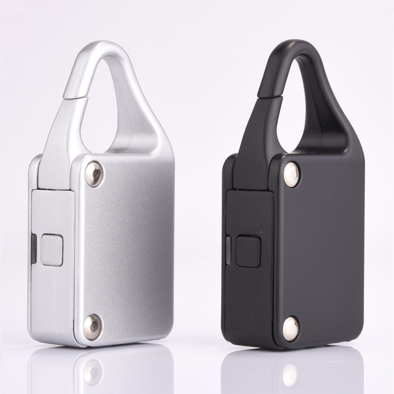 Smart Bluetooth Lock Waterproof Keyless Remote Control Locker Outdoor Anti Theft PadLock for Intelligent Phone Android/IOS APP Safes     - title=