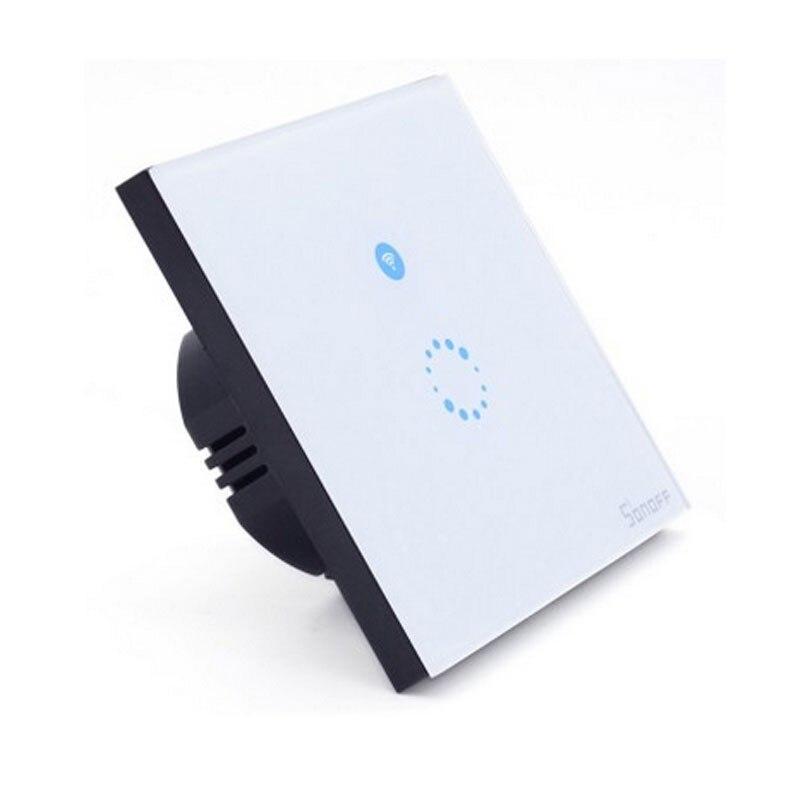 Itead Sonoff Touch EU US Smart Wifi-seina kerge puutetundlik lüliti - Nutikas elektroonika - Foto 6