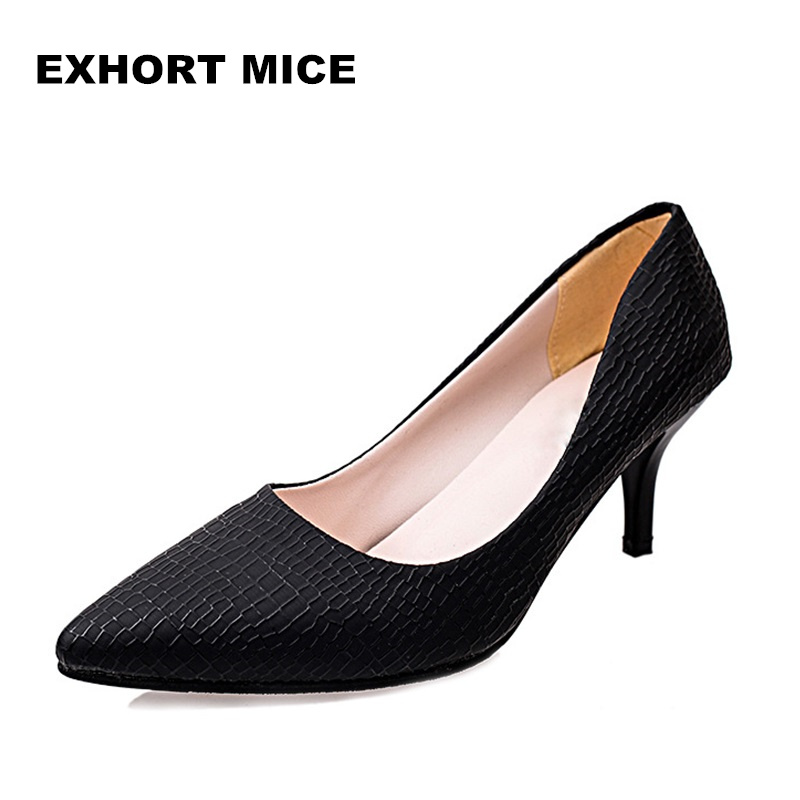 2019 Super High Women Shoes Pointed Toe Pumps Patent Leather Dress High Heels Boat Wedding Shoes Zapatos Mujer Pattern