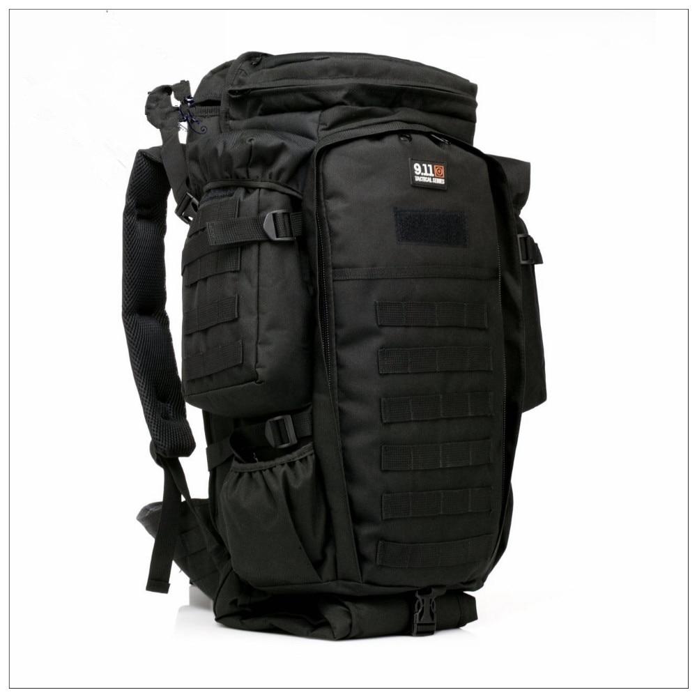 Airsoft sac multi-usage grand sac à dos tactique militaire sac à dos pour camping voyage jour Pack - 2