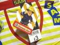 CHEGADA NOVA FIREMAN SAM breve boxer para meninos dos desenhos animados calcinhas de algodão amarelo 1 pc/pacote FRETE GRÁTIS