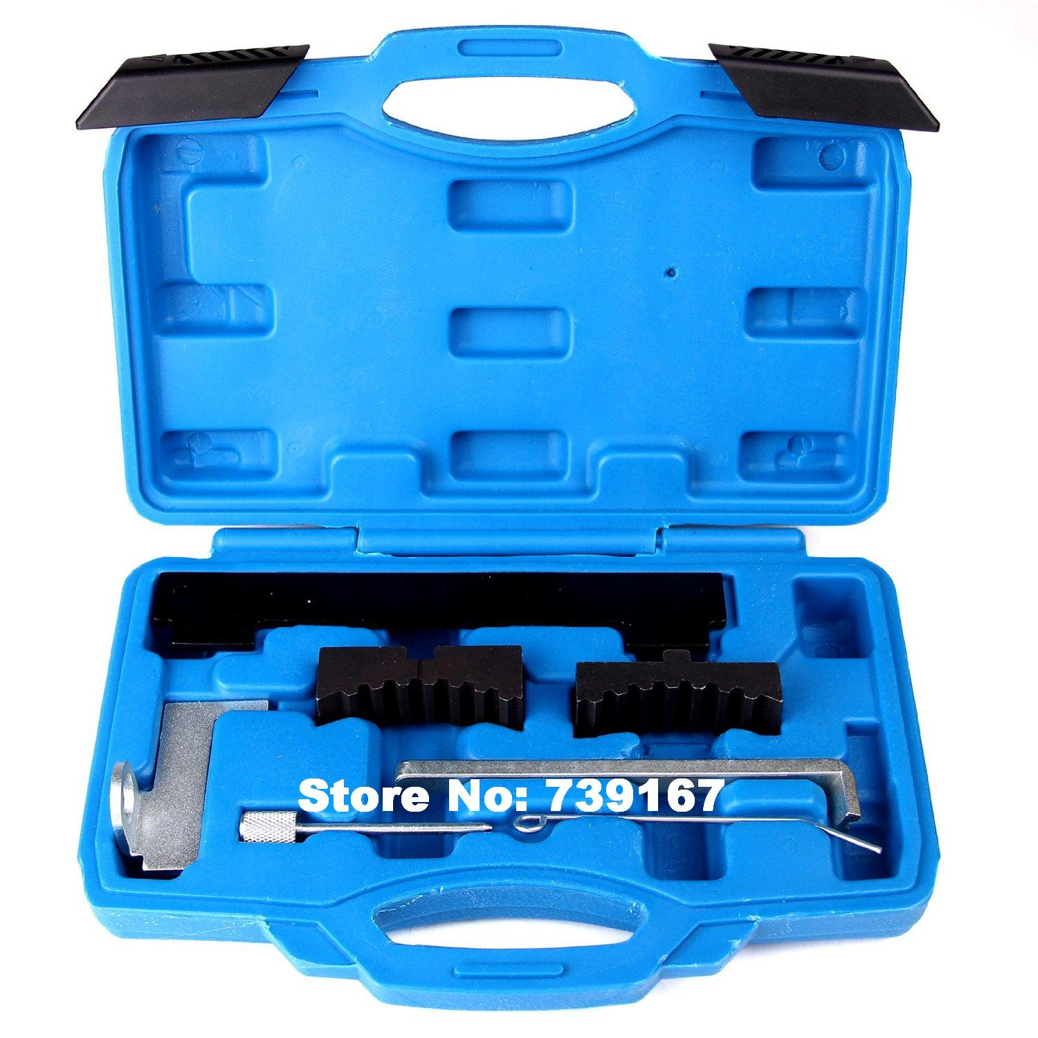 цена на Car Engine Timing Camshaft Locking Alignment Tool Auto Repair Garage Tools For Chevrolet Fiat Alfa Romeo Opel 1.4/1.6/1.8 ST0172