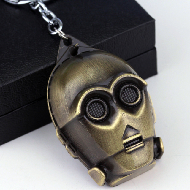 Star Wars Darth Vader Model Cool Key Chain