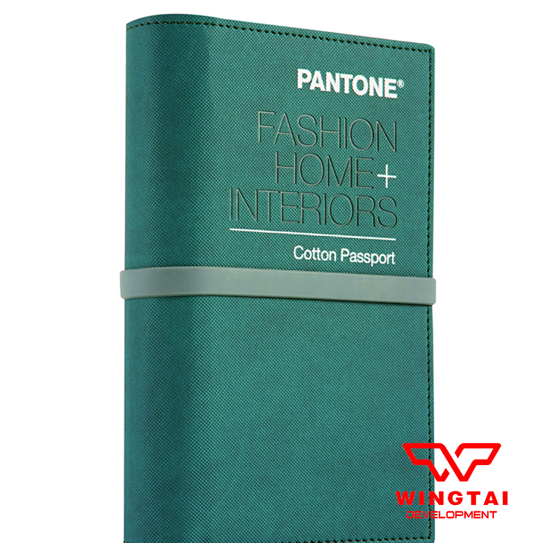 Pantone Cotton Passport For Textile Industry Imported From USA 2100 Colors Pantone TCX FHIC200 цветовые карты pantone 2015 cu gp1601
