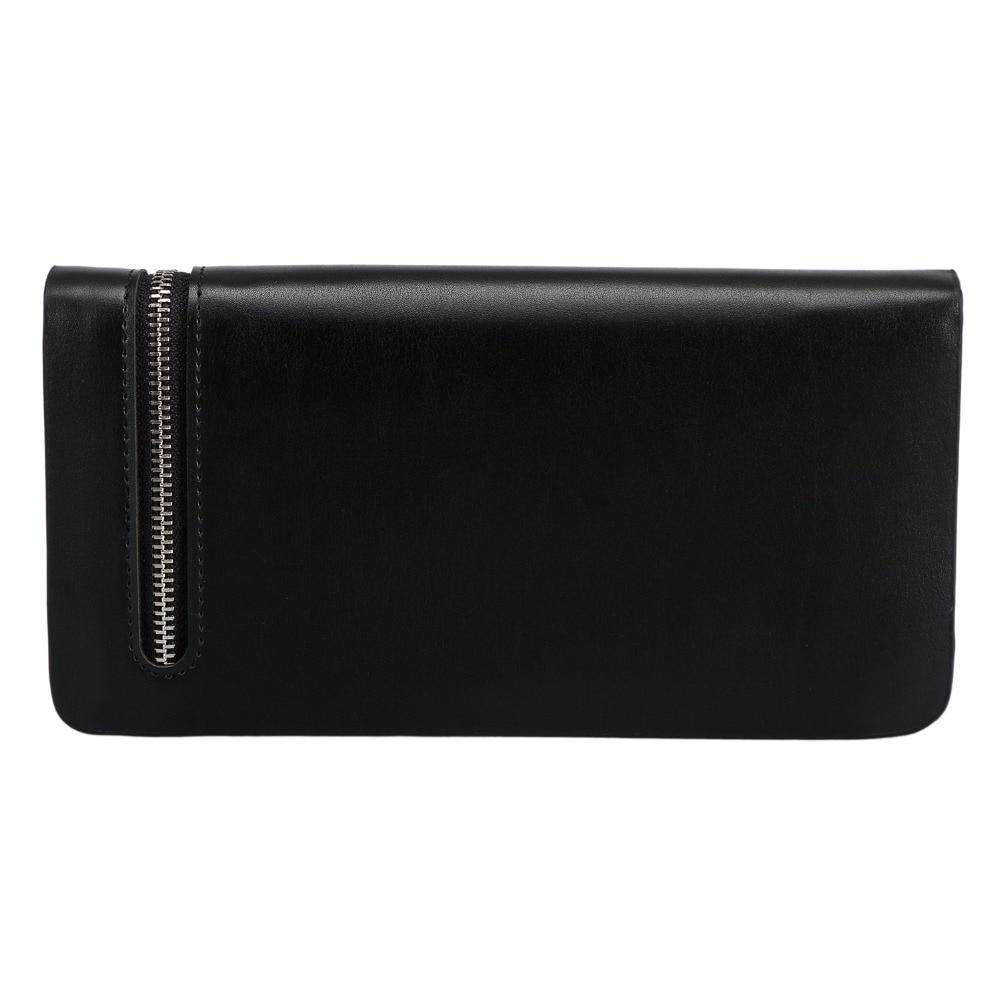 carteira masculina dinheiro purse id Composição : Genuine Leather With PU