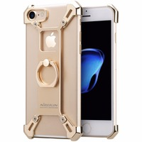 Nillkin Barde Metal Case Ring Shape Holder Case For Iphone 6 6s 7 6plus 7plus Plus