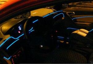 Image 3 - Car Interior Atmosfera Luci Per Volkswagen VW Polo Passat B5 B6 CC Golf 4 5 6 7 Touran T5 Tiguan bora Scirocco