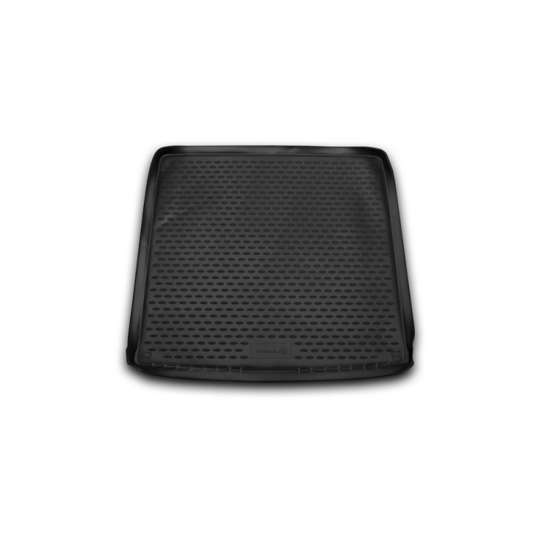 Mat trunk For RENAULT Duster 4WD, 2011-2015, 2015-cross. (polyurethane)