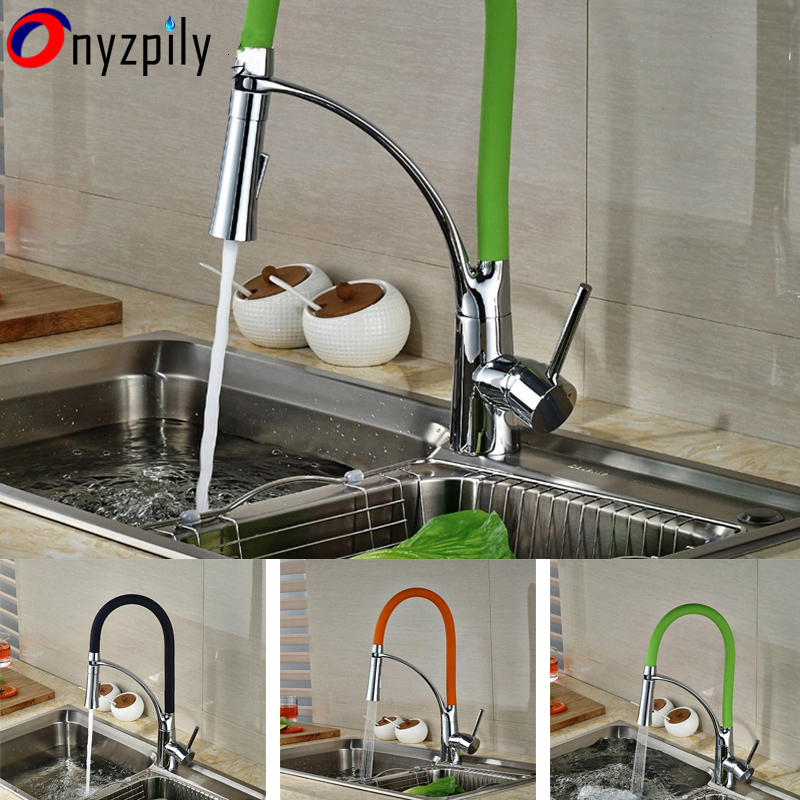 Single HandleChrome HandleChrome Green Black Orange Kitchen Sink Faucet Two Spout Functions Spout ботинки для сноуборда thirty two lashed ft 13 green orange