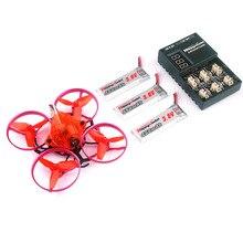 Snapper7 Grito Brushless Quadcopter Zangão FPV BNF Micro 75mm Racing Racer Crazybee F3 Controle de Vôo Flysky RX Câmera 700TVL VTX