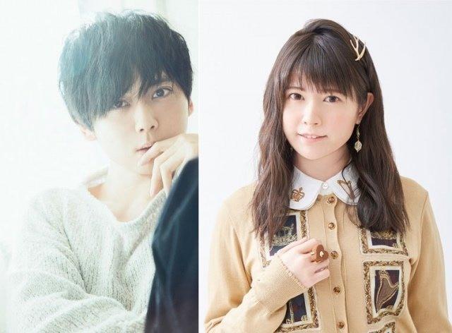 这次不是一般社员!人气声优竹达彩奈与梶裕贵宣布结婚消息- ACG17.COM