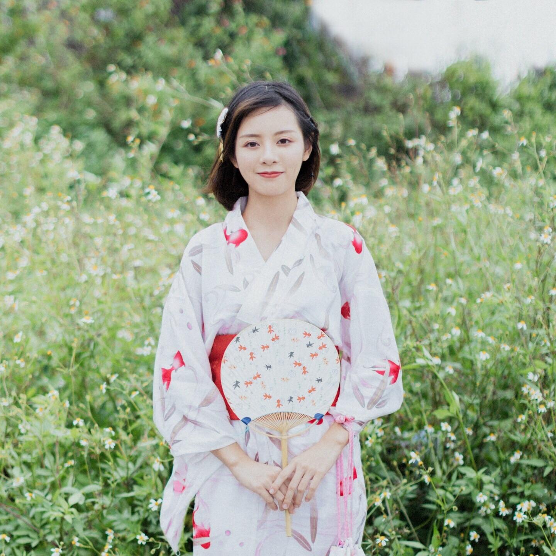 8d4794086 Vestido elegante para niñas Cosplay disfraz nacional japonés Yukata ...