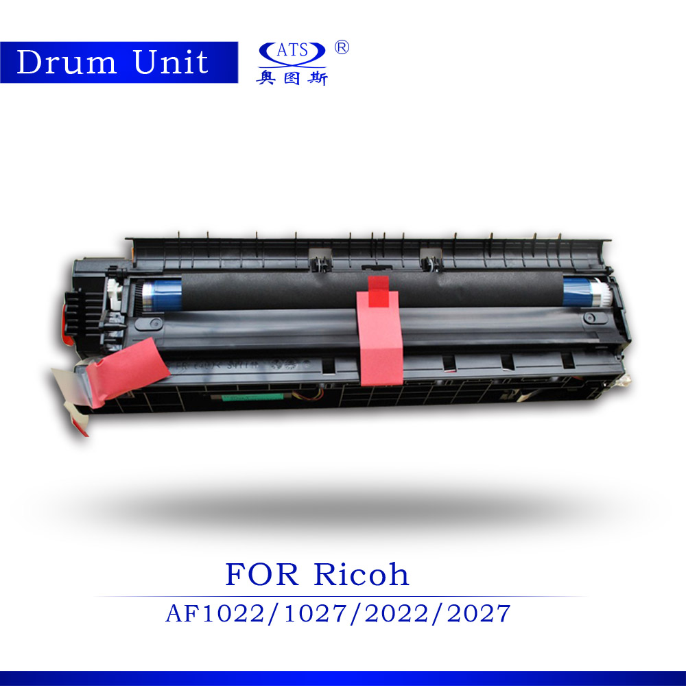 New Photocopy Machine 1PCS Drum Unit Compatible for Ricoh Aficio AF1022 AF1027 AF2022 AF2027 AF2037 Copier Spare Parts tator rc multi rotor helicopter tarot t15 pure 3k carbon folding type octa copter main frame kit fpv tl15t00