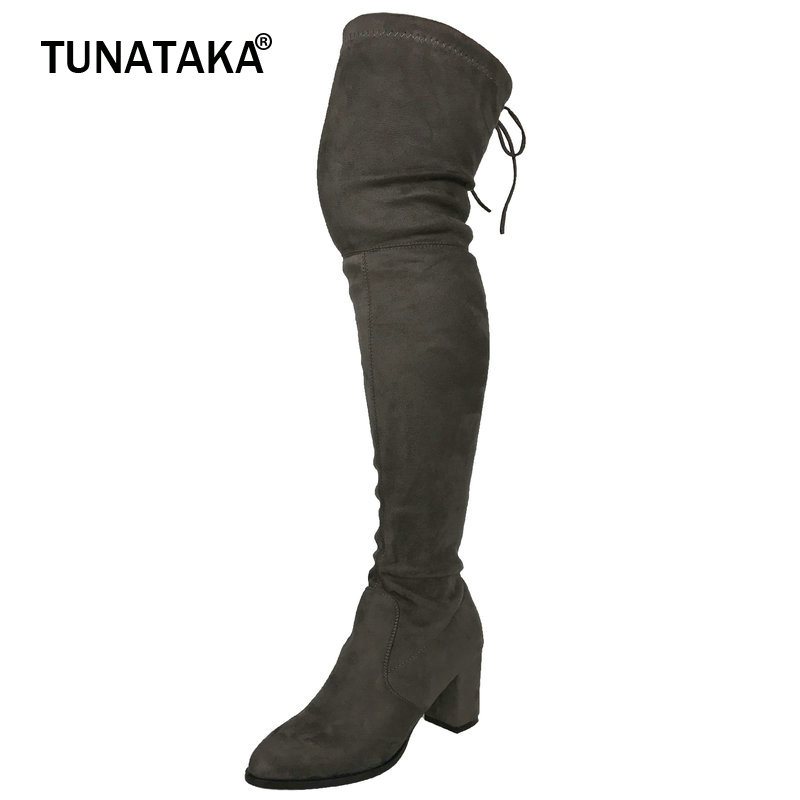 Comfortable Thigh High Boots Reviews - Online Shopping Comfortable ...