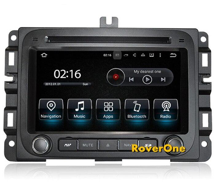 Android 7.1 Car Multimedia Player For Dodge Ram 1500 2500 3500 Renegade Autoradio Stereo Radio DVD GPS Navigation Media System