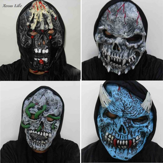 2017 New Terrorist Face Mask Halloween Party Latex Funny Mask Scary Mask Halloween Mask Macka Mascara Airsoft