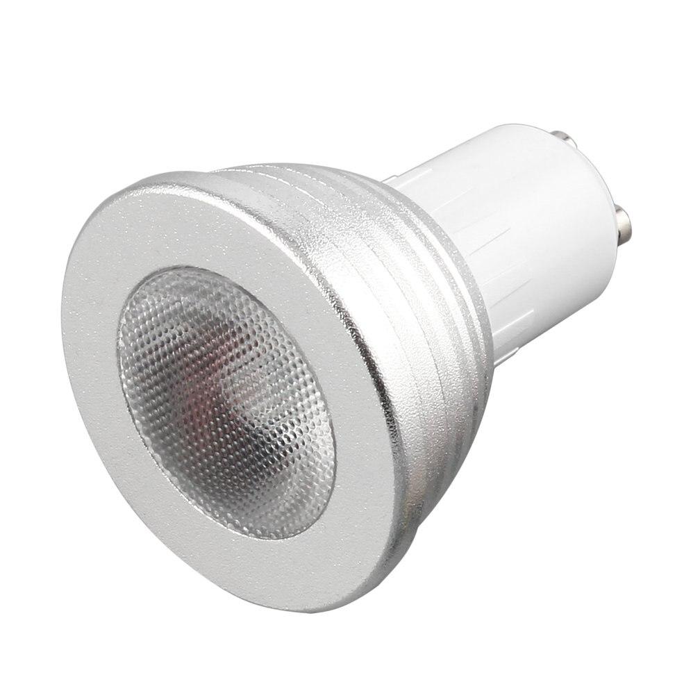 5 pièces 2 W E27 Multi changement de couleur RGB lumière LED ampoule lampe avec télécommande