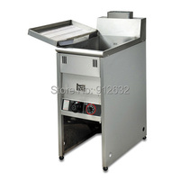 28L/Tank electric deep fryer, gas temperature controlled fryer