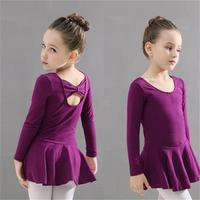 Sıcak Satış Kızlar Çocuk Bale Dans Elbise Pembe Etek Bale Leotard Çocuk Bale Dans Elbise Çocuk Bale Dans elbise Giymek