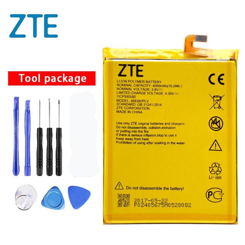 Originale ZTE Blade A610 batteria del telefono Per ZTE Blade A610 A610C A610T BA610C BA610T 466380PLV 4000 mAh + Strumento