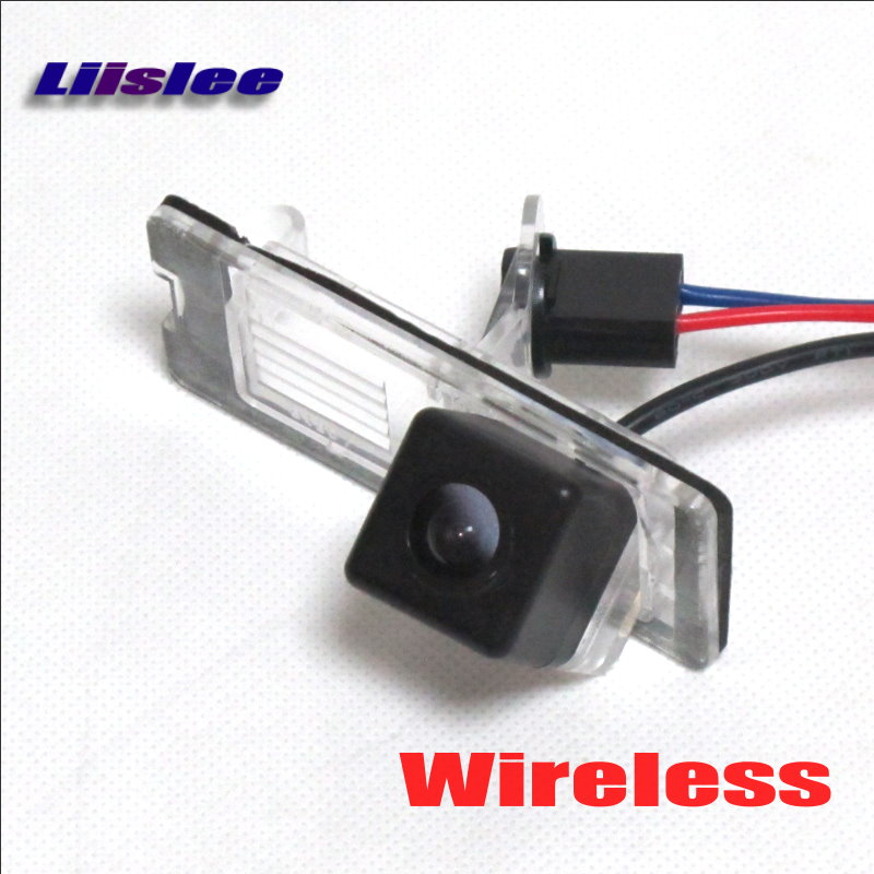 Liislee Wireless Car Rearview Camera / Reverse Back Up Camera For Nissan NV400 2011~2016 / Easy Installation / HD Night Vision