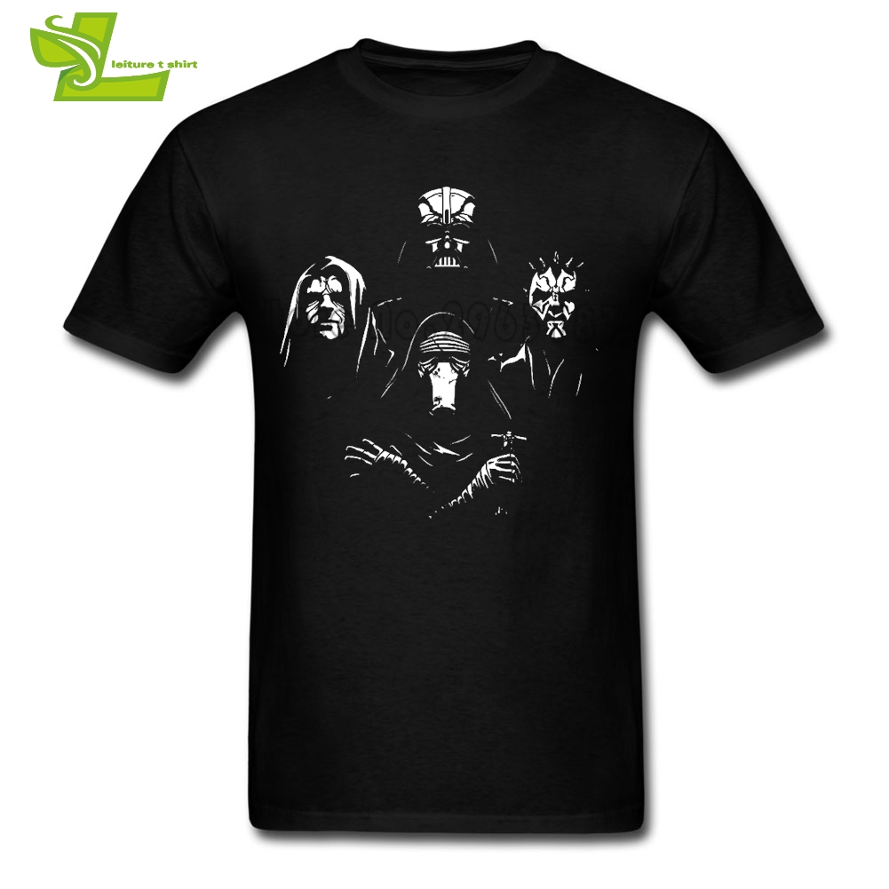 GALACTIC RHAPSODY STAR WARS DARTH VADER T Shirt Men's Summer Tees Adult New Coming Oversize Top Leisure Loose Guys Tee Shirts