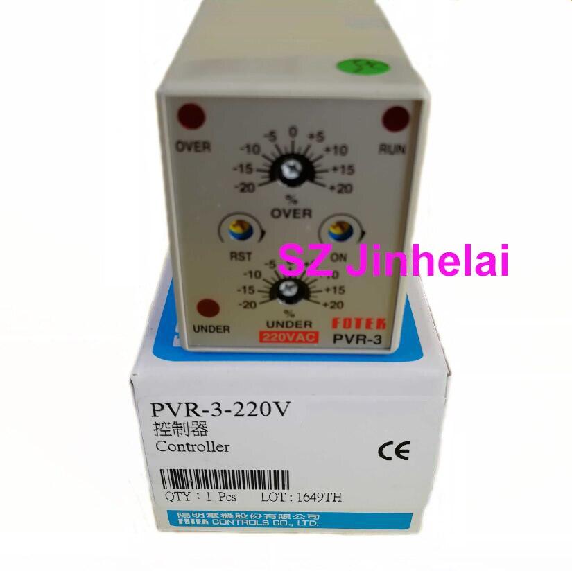 FOTEK PVR 3 220V Authentic original Owe inverse phase protection controller PVR 3 220V