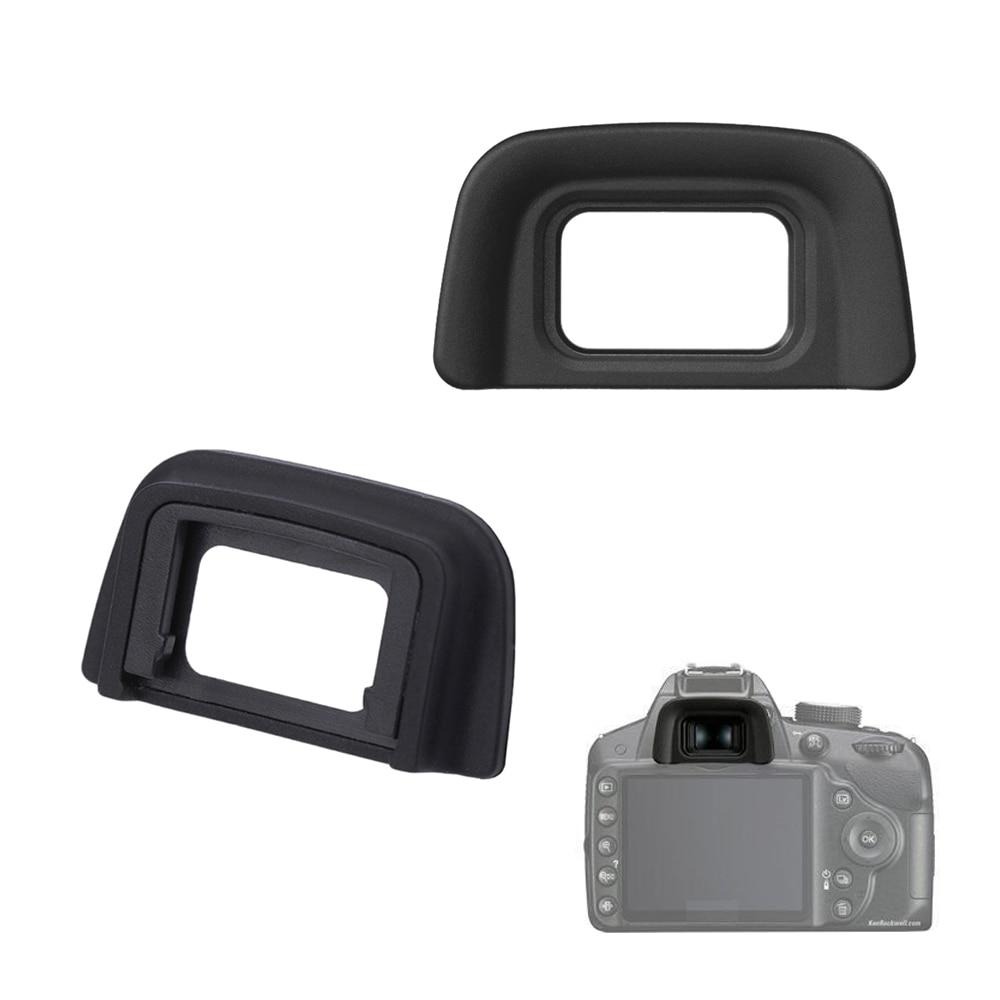 2PCS DK20 DK-20 Rubber Eyecup Eye Cup Eyepiece Viewfinder For Nikon D40 D50 D60 D70 D70S D3000 D3100 D5100