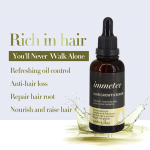 Hair Loss Essence and Fast Hair Growth Oil Regrow Hair Anti Hair Loss Products Natural Extracts Liquid Hair Growth Solutions