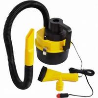 120W 12V Car Vacuum Cleaner Portable Handheld Vacuum Cleaner Wet and Dry Dual Use Car Vacuum Aspirateur Voiture